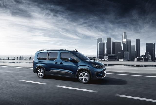 Peugeot Rifter  - Aus Partner wird Rifter