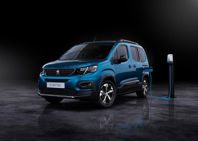 Peugeot e-Rifter - Stromer für die Großfamilie