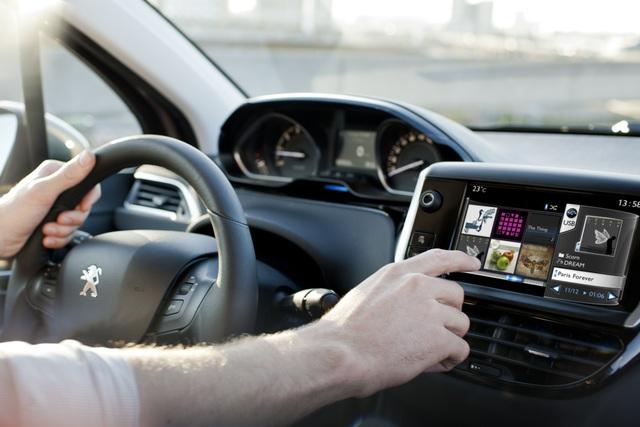 Peugeot Apps - Online-Helfer für den Kleinwagenfahrer