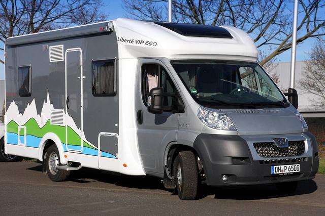 Peugeot Boxer Liberté VIP 690 - Eine Reisemobil zum Kampfpreis