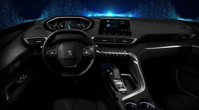 Peugeot setzt auf virtuelle Cockpits - Digital für alle