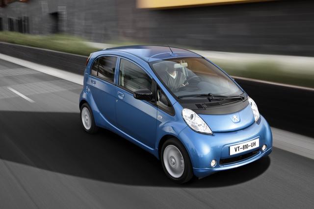 Peugeot E-Transporter - Zurück in die elektrische Zukunft