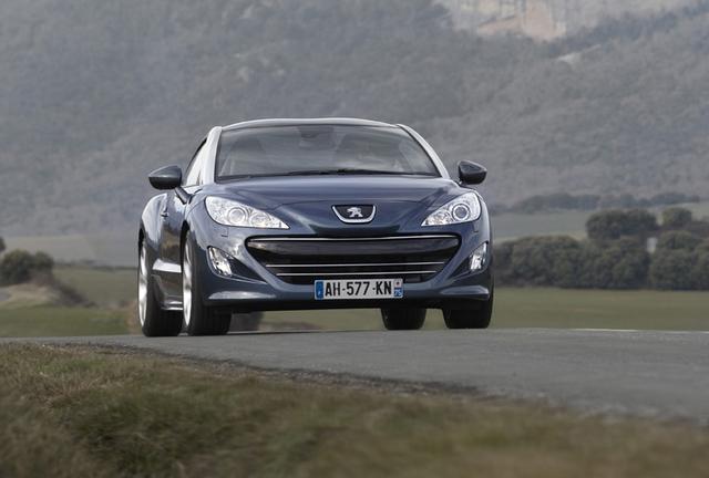Peugeot RCZ: Rassiges Coupé aus Frankreich (Kurzbericht)
