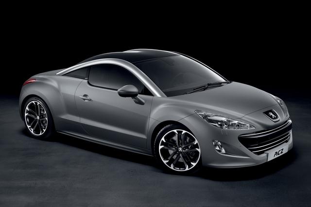 Peugeot RCZ Sondermodell - Asphalt-Räuber