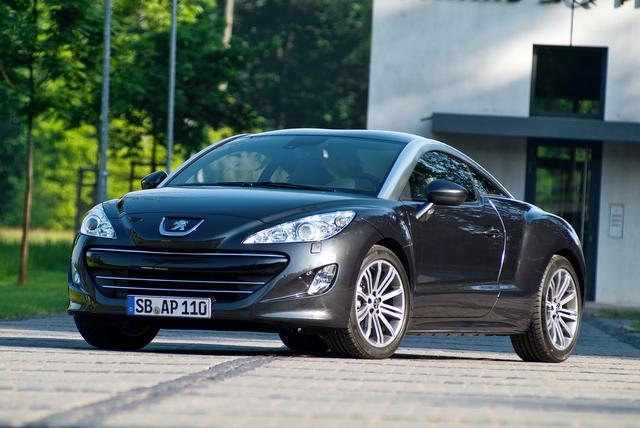 Prognose: Peugeot RCZ wertstabilster Sportwagen