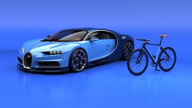 PG Bugatti Bike - Ultraleicht und ultrateuer