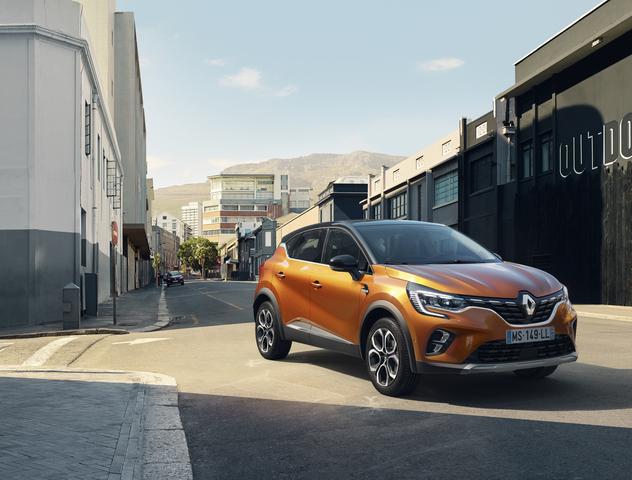 Vorstellung: Renault Captur - Größer und bulliger