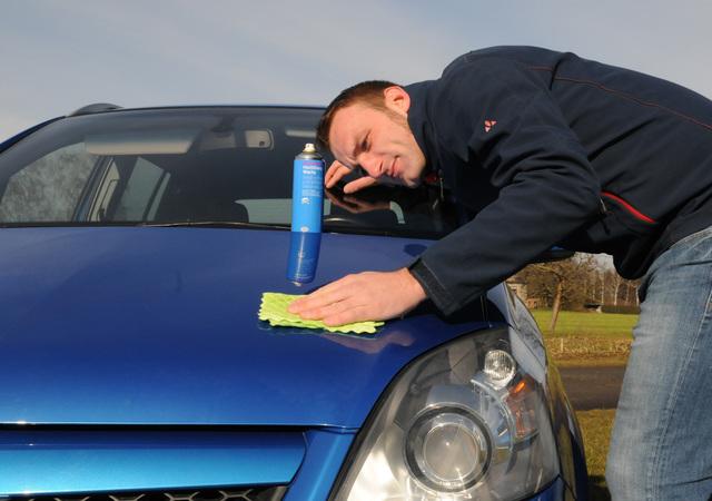 Ratgeber: Autowäsche nach dem Winter - Frisch ins Frühjahr