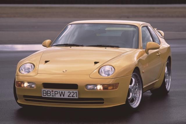 Porsche-Motoren - Vier gewinnt