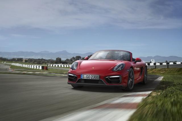 Porsche Cayman und Boxster GTS - Mehr Sport für die kleinen Sportwagen