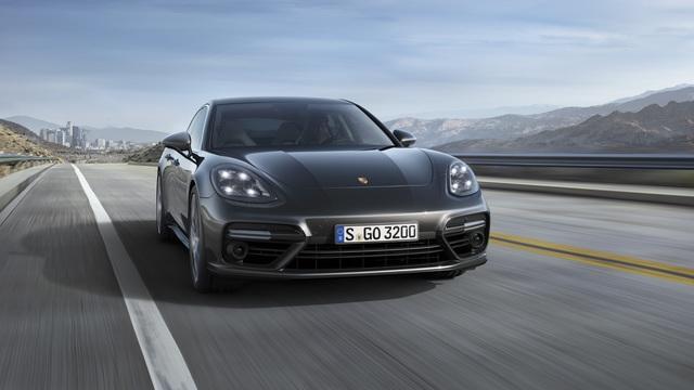 Porsche Panamera - Sichtbar sportlicher