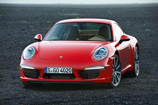 Porsche 911 - Kompakt gewachsen