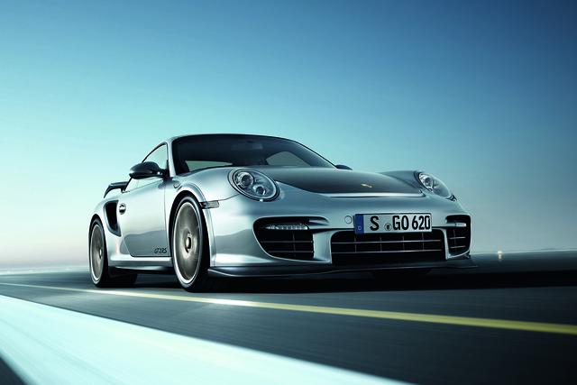 Porsche 911 GT2 RS: Soviel Leistung wie noch nie