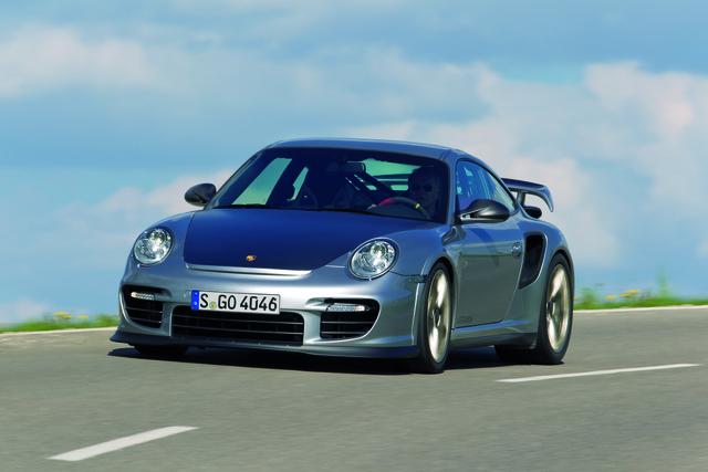Porsche 911 GT2 RS: Eine Pferdestärke für 2,2 Kilogramm (Vorabbericht)