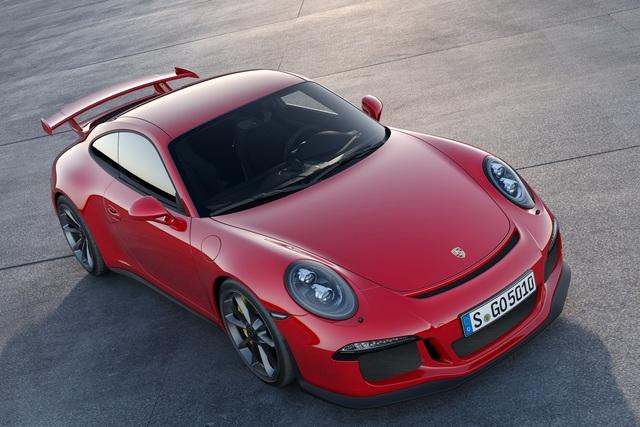 Porsche 911 GT3 - Schaltkomfort für Hobby-Rennfahrer (Vorabbericht)