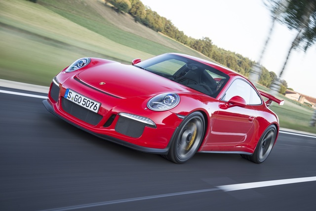Porsche 911 GT3 - Auslieferungsstopp nach Fahrzeugbränden