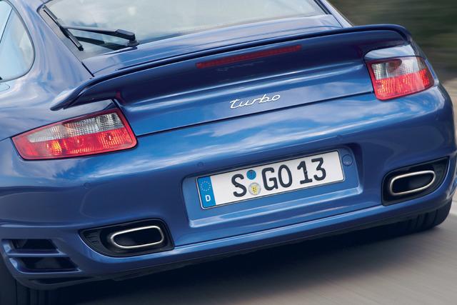 Porsche 911 Turbo - Mit allen Vieren