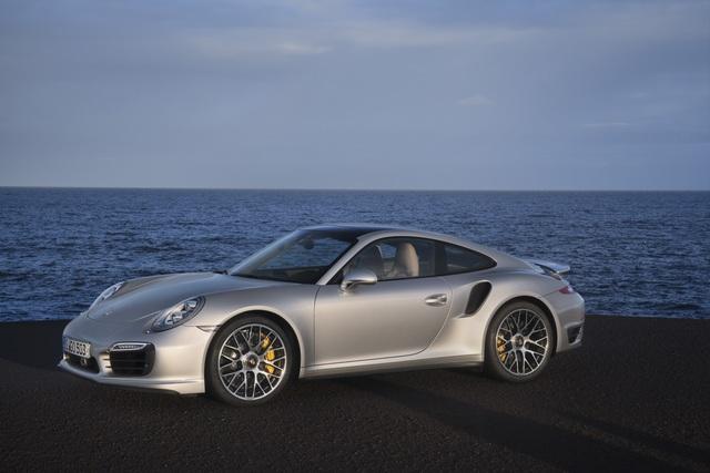 Porsche 911 Turbo - Der saugt sich fest (Vorabbericht)