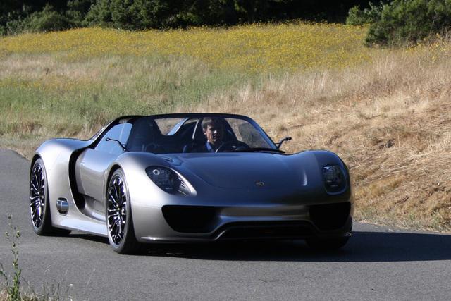 Porsche-Pläne - Noch mehr Sportwagen