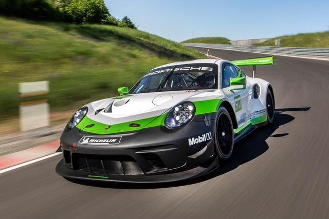 Porsche 911 GT3 R - Kundensport-Renner mit Klimakomfort
