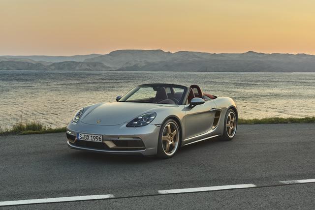 """Porsche Boxster GTS 4.0 """"Boxster 25 Jahre"""" - Das Baby ist erwachsen"""