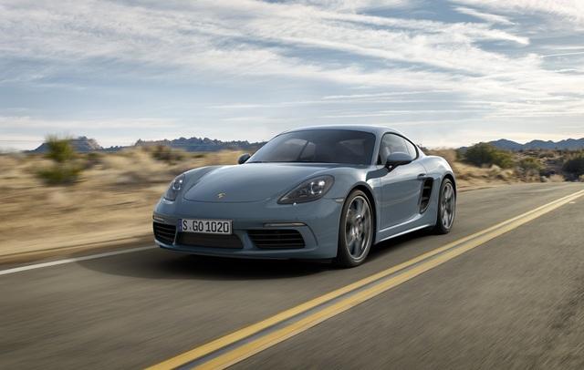 Test: Porsche Cayman - Der kleinere Traum vom großen Sportwagen-Glück