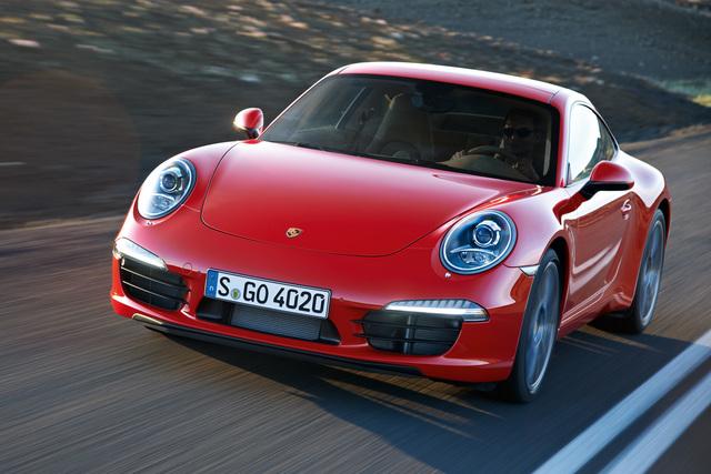 Porsche 911 - Mit mehr Komfort als je zuvor (Kurzfassung)