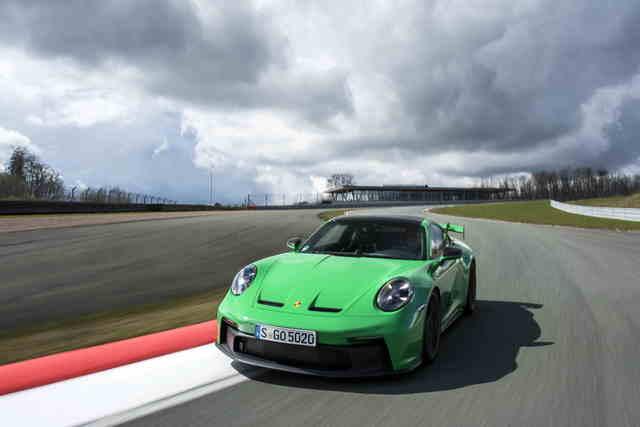 Fahrbericht: Porsche 911 GT3 - Der Letzte seiner Art