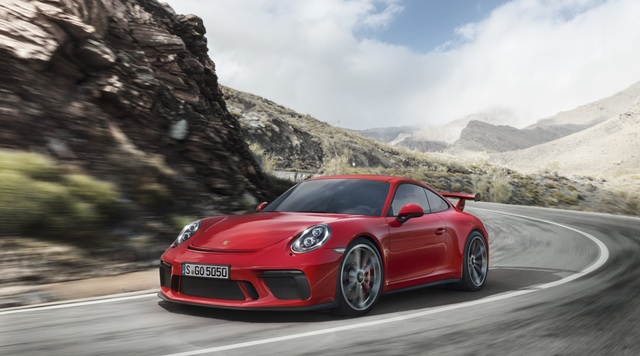 Porsche 911 GT3 Facelift - Mehr Handarbeit