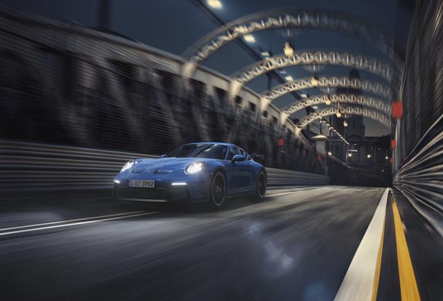 Porsche 911 GT3 - Feingetunter Flügel-Flitzer