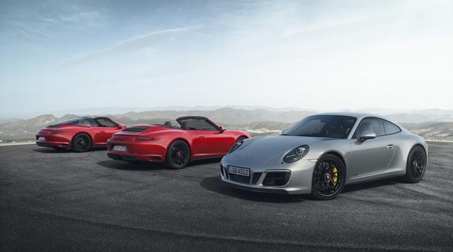 Porsche 911 GTS Facelift - Mehr Spaß in der Nische
