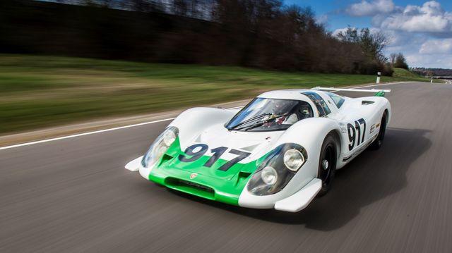 Jubiläum: 50 Jahre Porsche 917 - Die Geschichte geht weiter