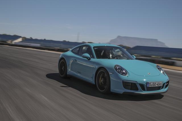 Fahrbericht: Porsche 911 Carrera GTS  - Carrera cool und ohne Chrom