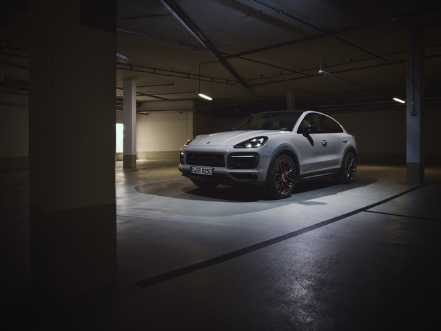 Porsche Cayenne GTS - Upsizing