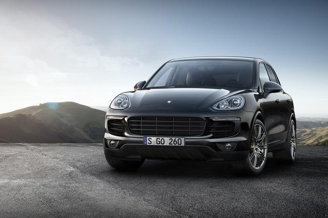 Porsche Cayenne Platinum Edition - Nobel-Pakete