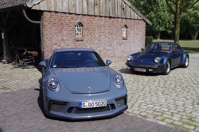 Porsche 911 Turbo (930) und 911 GT3 Touring Paket - (K)Eine Frage der Aufladung