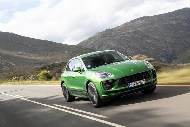 Fahrbericht: Porsche Macan Turbo - Mehr Druck