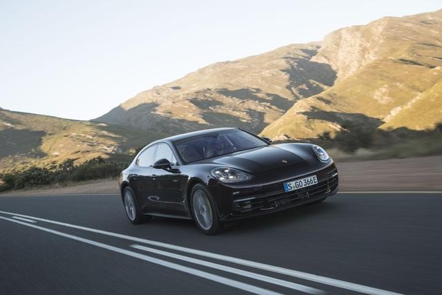 Porsche Panamera 4 E-Hybrid  - Ein bisschen Öko (Kurzfassung)