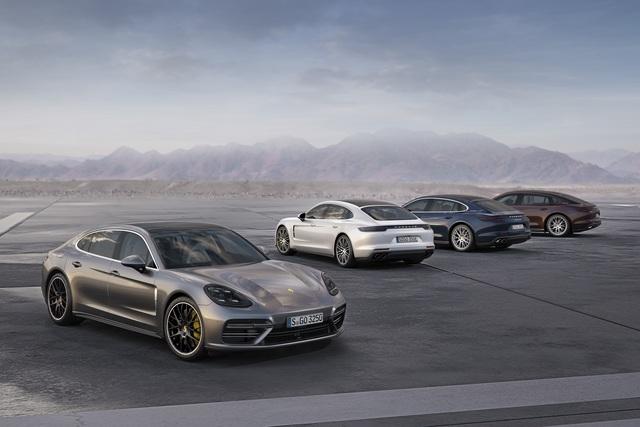 Porsche Panamera - Nun auch in lang – und in günstig