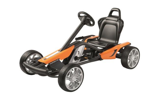 Porsche Go-Kart - Kinderfreundlicher Luxus