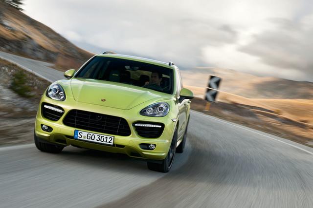 Porsche Cayenne GTS - Noch mehr Sport für das SUV (Vorabbericht)