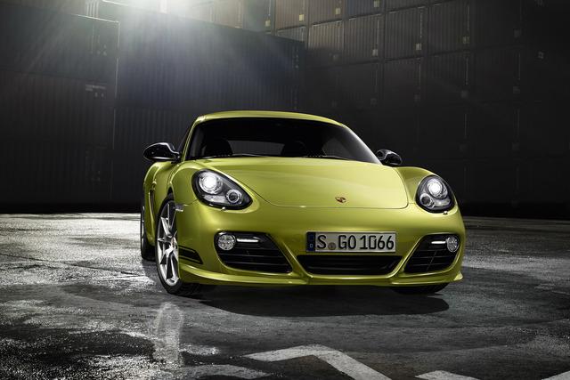 Porsche Cayman R - Schnelles Leichtgewicht (Vorabbericht)