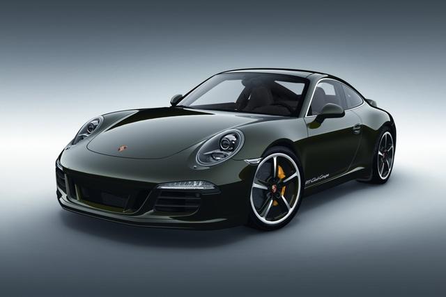 Porsche 911 Club Coupe - Für Fans mit Geld und Glück