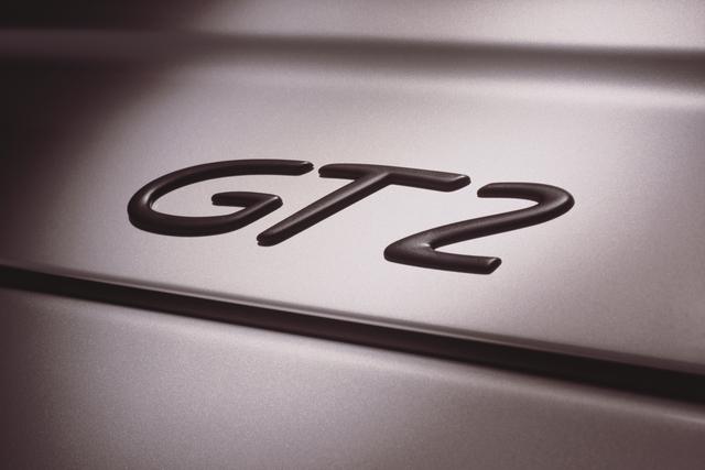 Porsche 911 GT2 - Der puristische Turbo