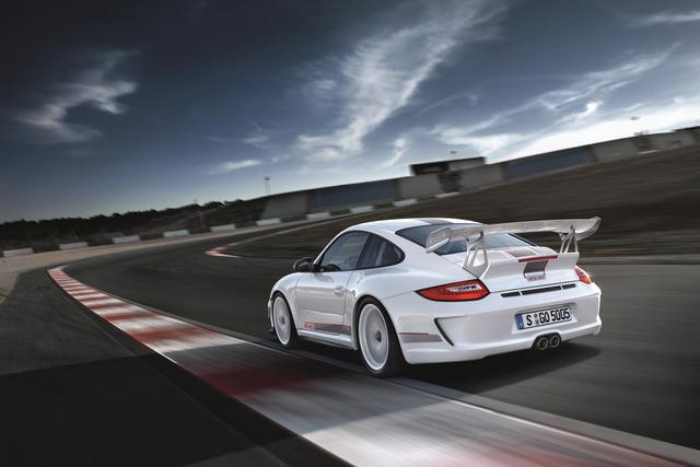 Porsche 911 GT3 RS 4.0 - So kracht´s nochmal richtig (Vorabbericht)