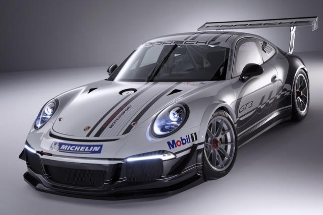 Porsche 911 GT3 Cup - Für die Rundstrecke