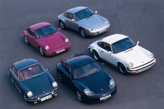 Neuer Porsche 911 - Mehr Größe für einen Design-Klassiker