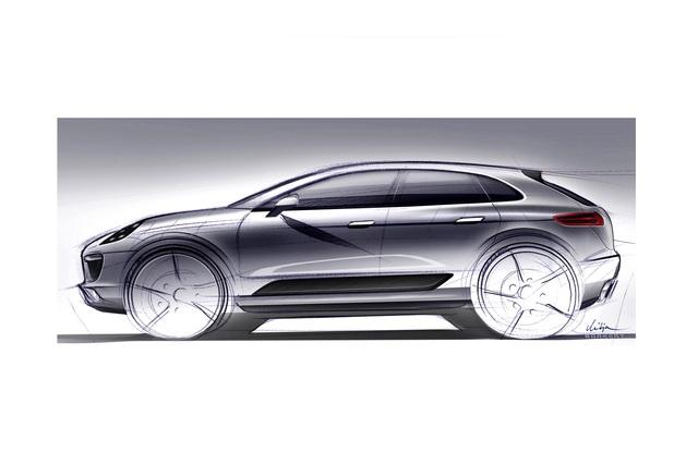 Porsches Baby-Cayenne - Macan statt Cajun