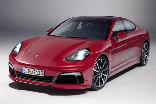Porsche-Pläne - Kleiner Bruder für den Panamera
