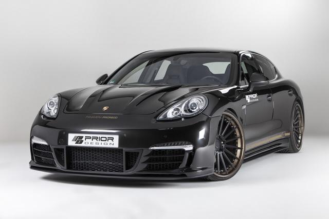 Porsche Panamera-Tuning - Edel angebaut